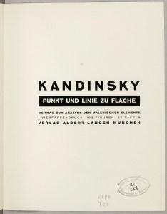 9_Wassily_Kandinsky_tipografika-bauxauz Типографика Баухауз, 20-е годы Типографика Баухауз, 20-е годы 9 Wassily Kandinsky Punkt und Linie zu Fla 776 che1 5