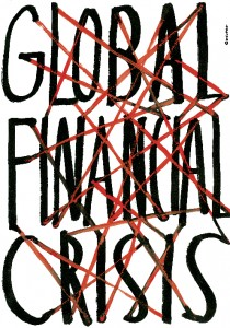 Poster_Russian_Federation_GULITOV_YURI_GLOBAL_FINANCIAL_CRISIS_19116