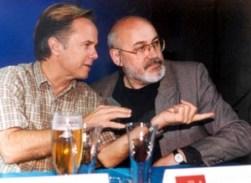 Д. Карсон & С. Серов 2003 г. Москва