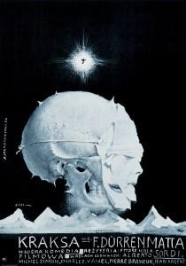 Польский плакат ПОЛЬСКАЯ ШКОЛА ПЛАКАТА ПОЛЬСКАЯ ШКОЛА ПЛАКАТА serov POLAND 13