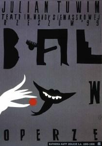 Польский плакат ПОЛЬСКАЯ ШКОЛА ПЛАКАТА ПОЛЬСКАЯ ШКОЛА ПЛАКАТА serov POLAND 53