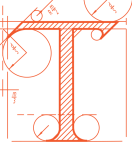 Цель Типографика