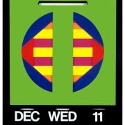 Dan Reisinger Calendar_MOMA_12 Сергей Серов. МАШИНЫ ВРЕМЕНИ  ДАНА РАЙЗИНГЕРА. Сергей Серов. МАШИНЫ ВРЕМЕНИ  ДАНА РАЙЗИНГЕРА. Calendar MOMA 12