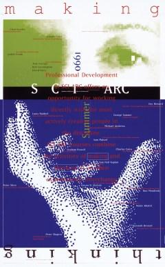 Making Thinking Poster Сергей Серов, Оксана Ващук. КОРОЛЕВА «НОВОЙ ВОЛНЫ» Сергей Серов, Оксана Ващук. КОРОЛЕВА «НОВОЙ ВОЛНЫ» 11 Sci Arc Making Thinking Poster