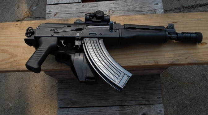What the M92 Looks Like After All the Mods