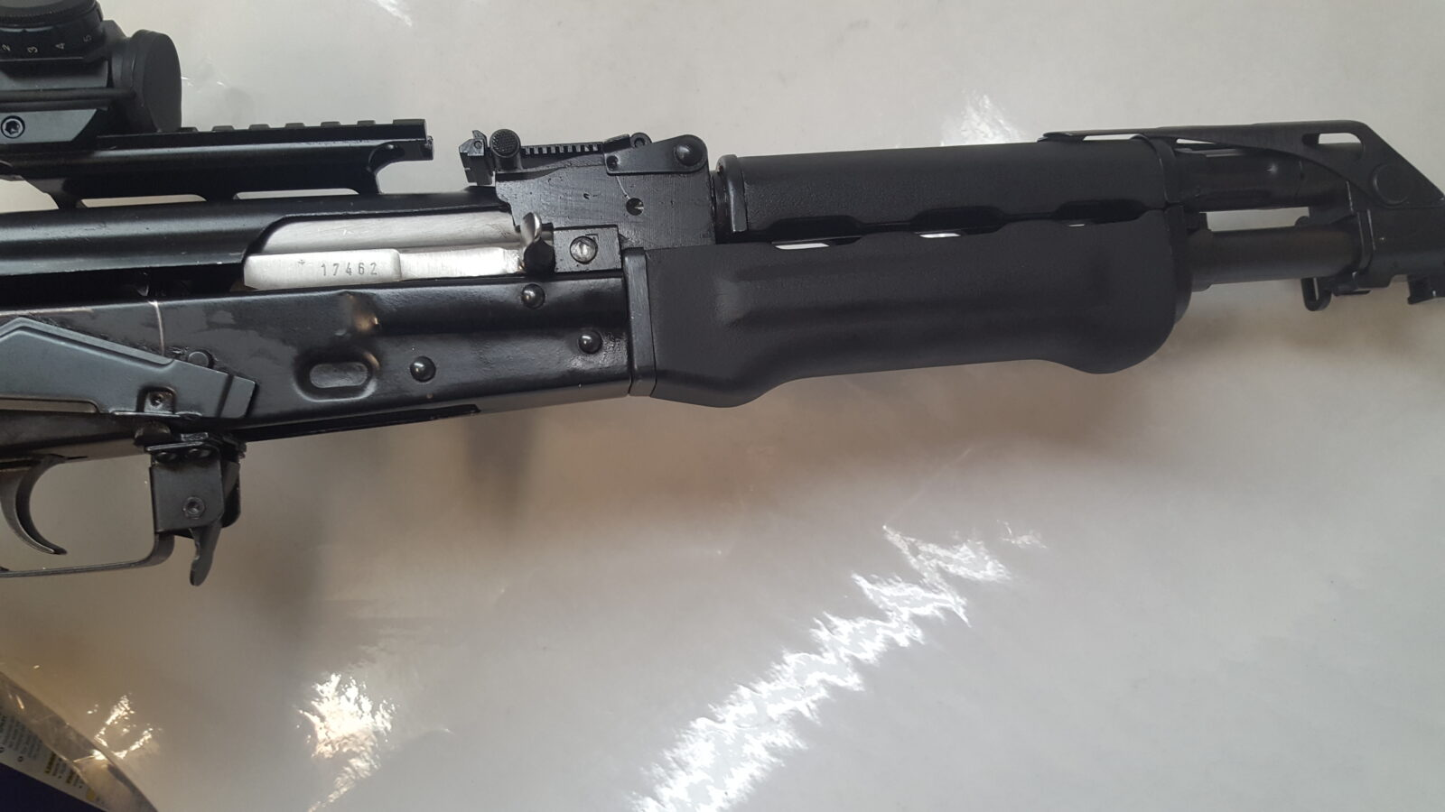 Check Out Derreck's M70B1 with our Bulged Handguards