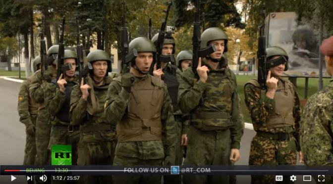 Video:  Legendary Kalashnikov:  Story of AK-47 Rifle (RT's Documentary)