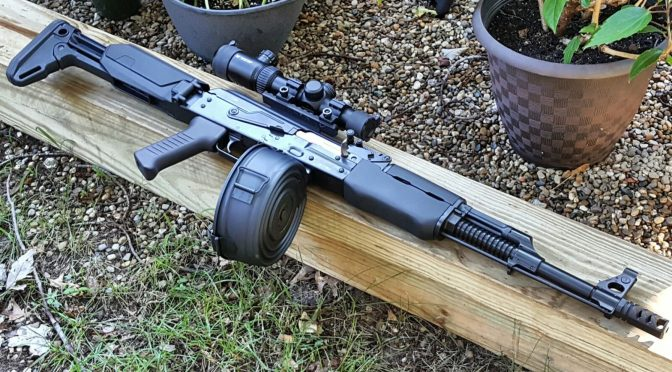 Custom Built Yugo M72B1 Carbine By Two Rivers Arms