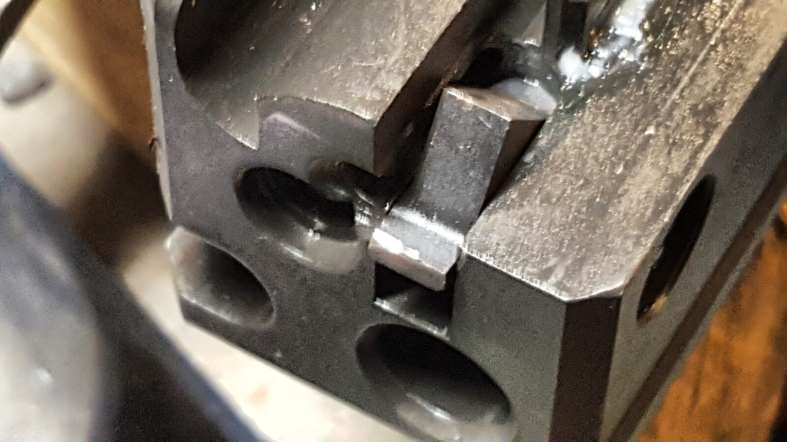 How to Adjust an Uzi Top Cover and Fix a Bolt Blocking Latch