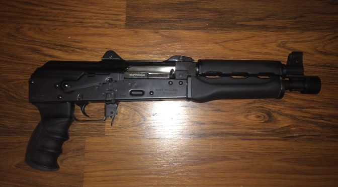 Check out Jason's M92 with our Handguard Set