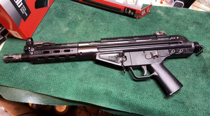 The PTR PDWR – A Compact .308 Powerhouse