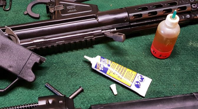 Firearms Lube Tip – Use Mobil 1 Synthetic 5W-30 Oil and The Right Dispenser