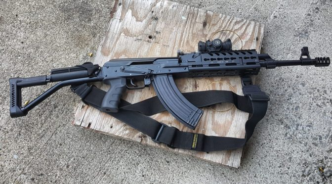 Our New Russian AK-12 Grip