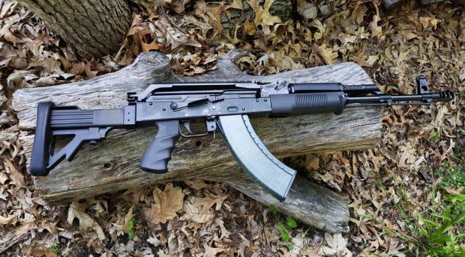 Assembling a Beryl-ish AK From a WBP Kit - Part 1 - Ronin's