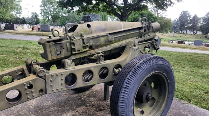Videos:  M1A1 75mm Pack Howitzer Instructions and Firing
