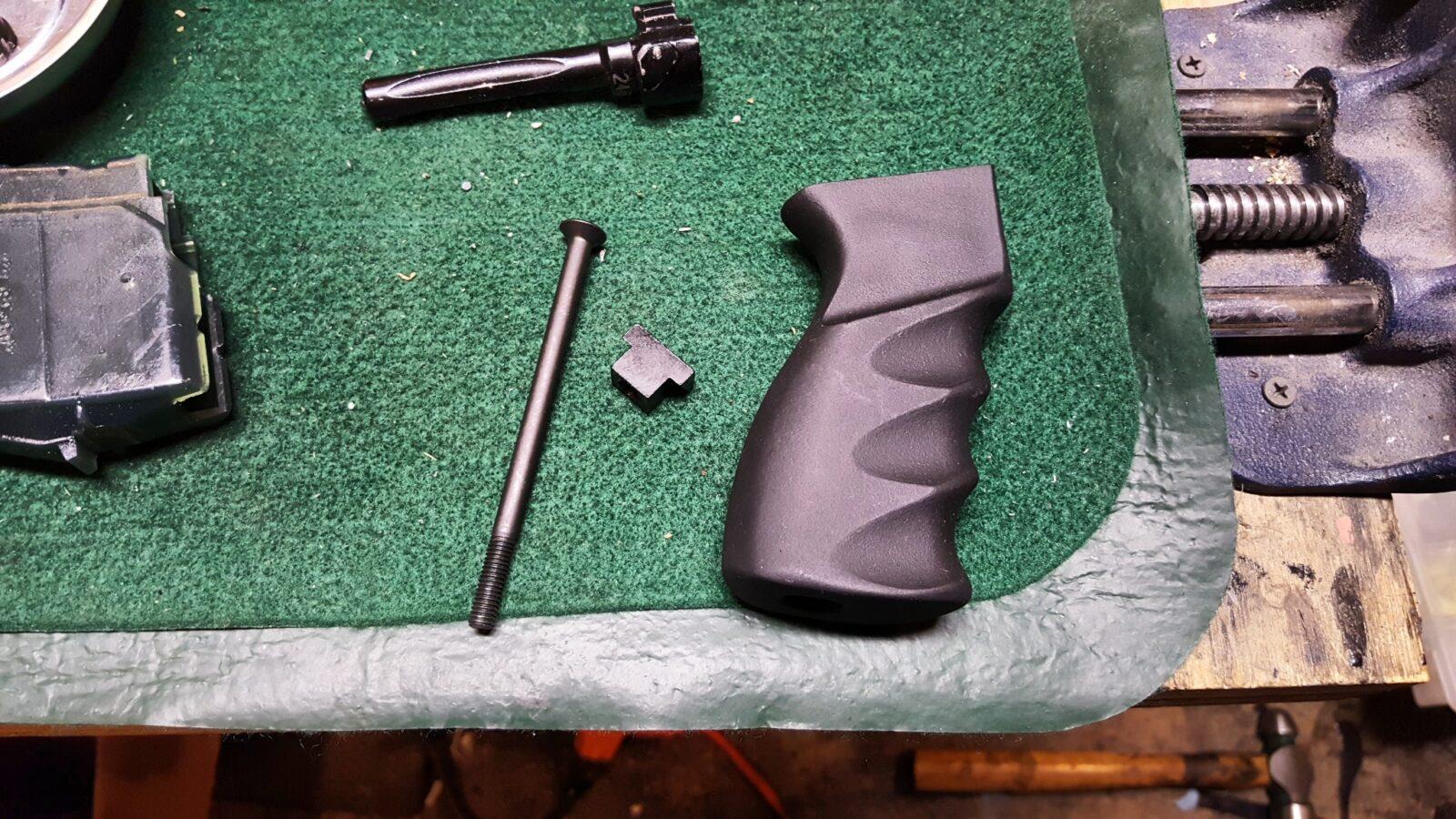 Assembling A Beryl-ish AK From A WBP Kit – Part 8