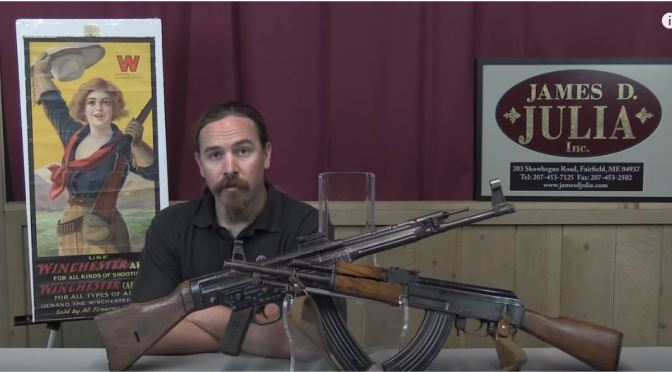 The Thinking Behind the Nazi Sturmgewehr (StG) 44  vs. Soviet AK-47 Video From Forgotten Weapons