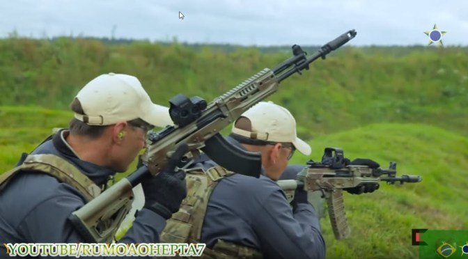 Promotional Video From the Kalashnikov Concern Showcasing Military Modernization