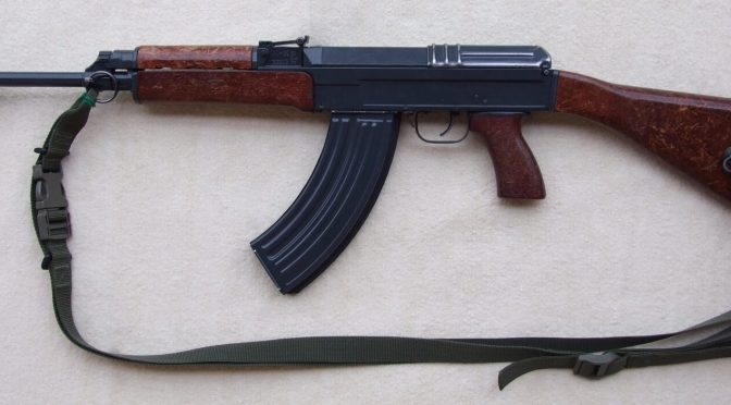 There is a surprising ton of vz.58 stuff for sale on eBay if you look for it