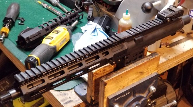 How to Safely Change AR Muzzle Devices and Barrel Nuts Using a Magpul BEV Block