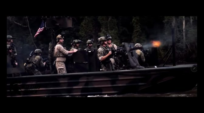 Last Man Standing – Footage of Various Special Forces Groups Including the US and Germany