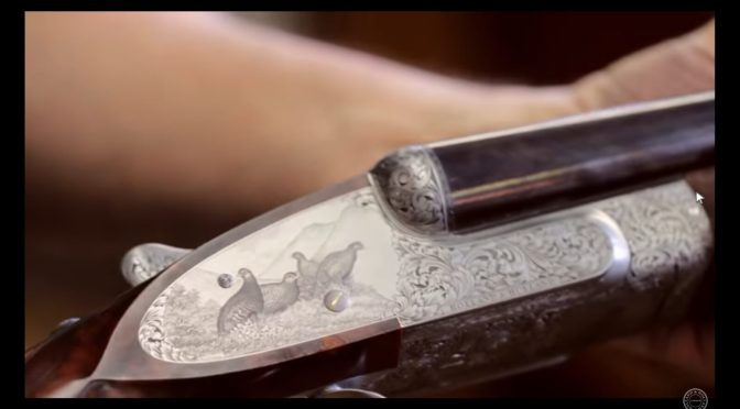 Old World Craftsmanship  – Firearm Making at Holland and Holland
