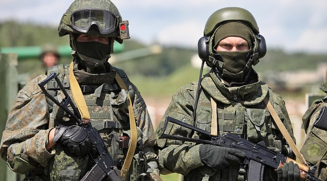 There is a Surprising Amount of Russian Ratnik Gear on eBay