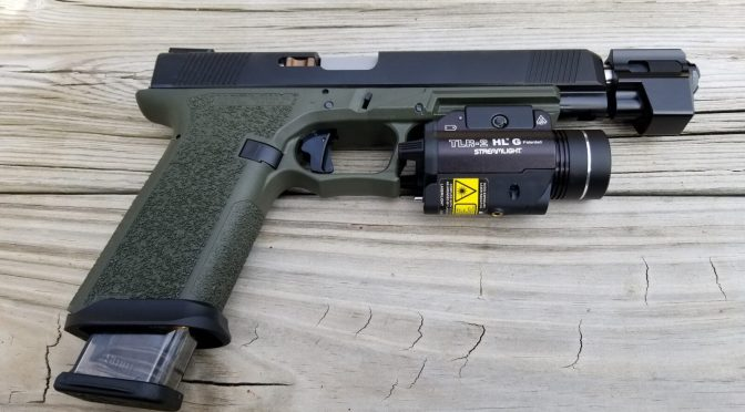 How to legally build a Glock compatible pistol using a Polymer80 frame in Michigan