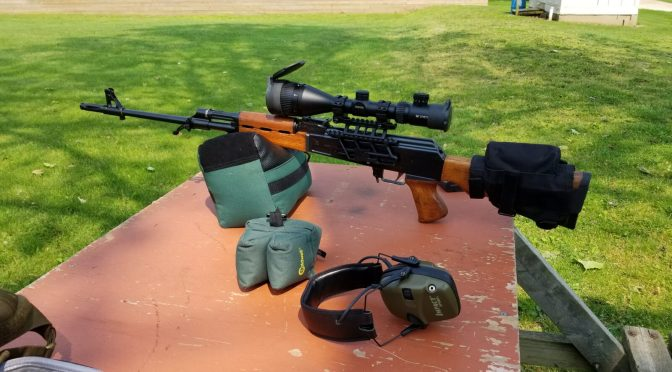 Part 6: Two Rivers Arms Yugo M76 Rifle – The First Range Trip