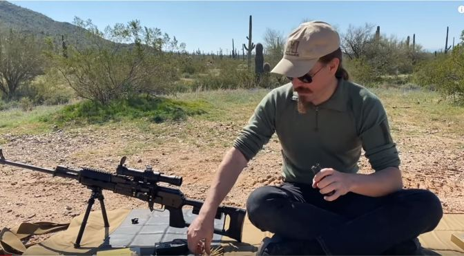Video:  Commercial Zastava M91 Range Time Video