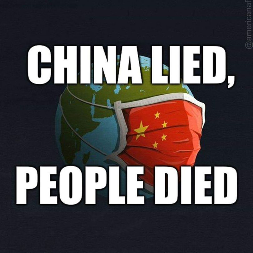 China-Lied-and-People-Died - Ronin's Grips