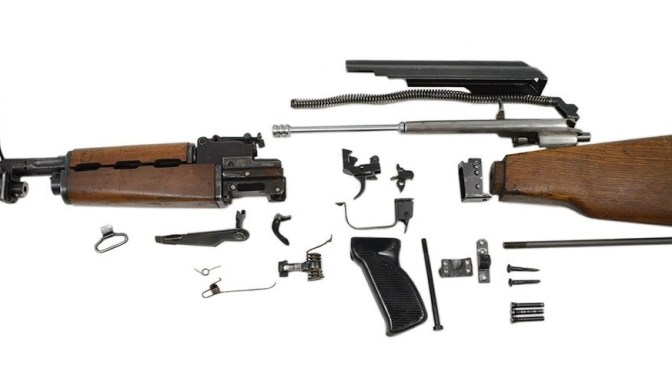 PSA Had Both Yugo M70B1 and M70AB2 Parts Kits – But Are Sold Out Now
