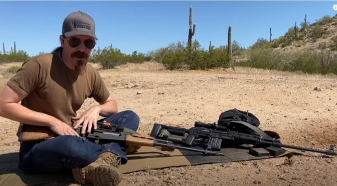 Video: Ian Takes His Zastava M76 and M91 to the Range – Lucky Guy!