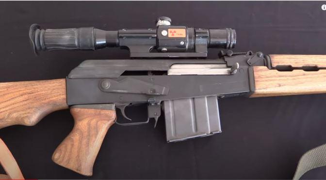 Video:  Ian Reviews The 8mm Yugo M76 DMR