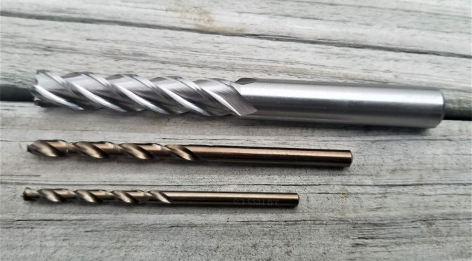 Are you looking for the drill bits and end mill for your Polymer80 pistol build?  If so, we have them and a sanding kit!