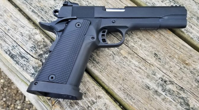 Rock Island Armory's 52009 Ultra FS HC 10mm Is a 10mm 2011 That Packs a Punch