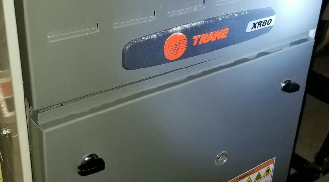 What To Check If Your Trane XR80 Is Blowing Cold Air Instead of Hot