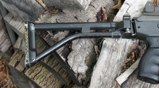 Replacing the JRA Gallant's Buttstock and Refinishing It