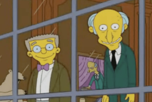 Burns Smithers