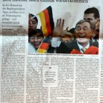 """Berliner Morgenpost"" vom 20. Mai 2010"