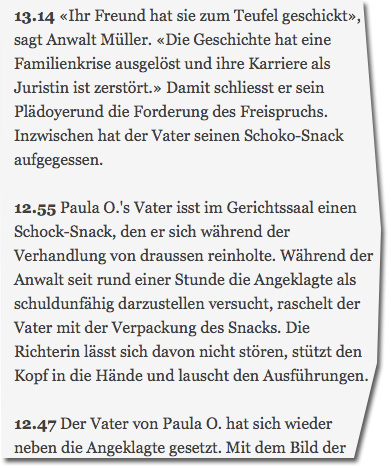 Screenshot Tagesanzeiger.ch