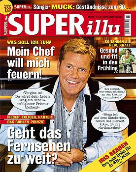Dieter Bohlen Super-Illu