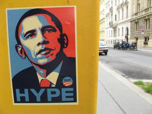 Obama. Hype.