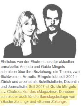 Guido und Annette Mingels beim Newsnetz