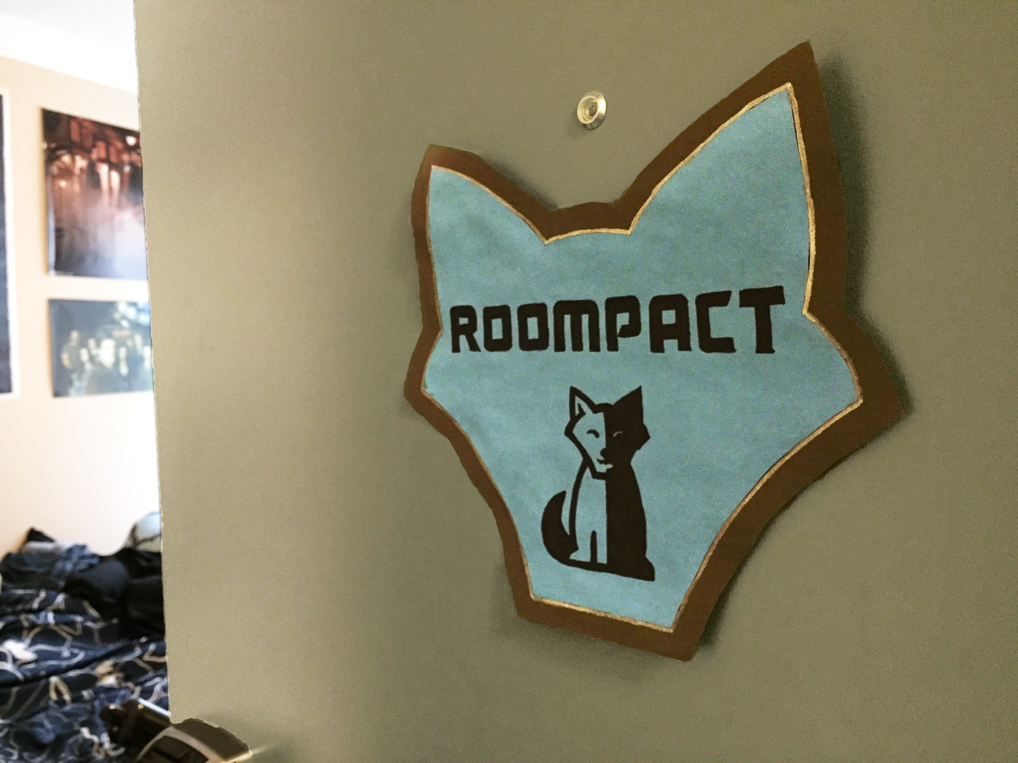 Roompact Door Dec