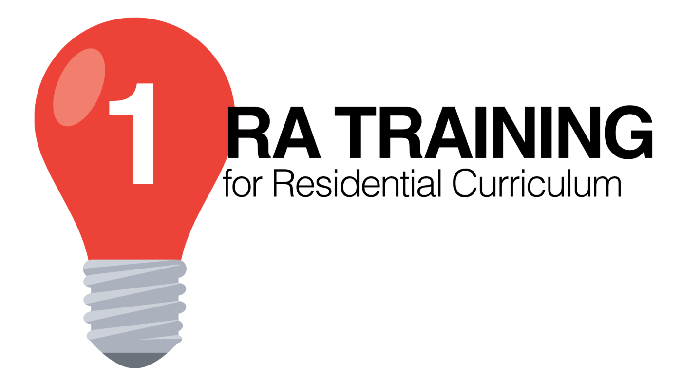 RA Training For Residential Curriculum Part 1
