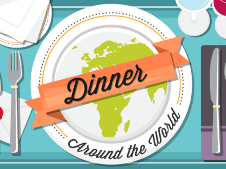 The International Dinner Program