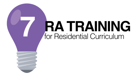 RA Training For Residential Curriculum Part 7