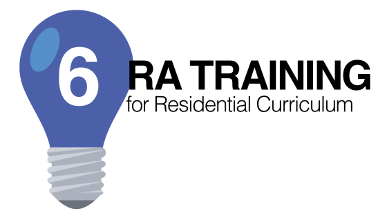 RA Training For Residential Curriculum Part 6