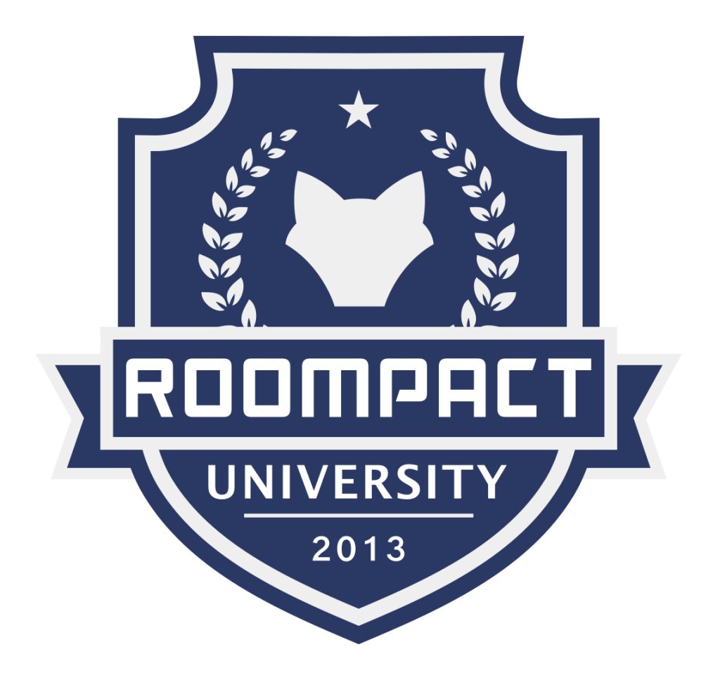 Roompact University Logo